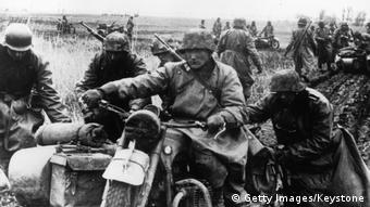 Niemeiccy żołnierze w okupowanej Grecji, maj 1941