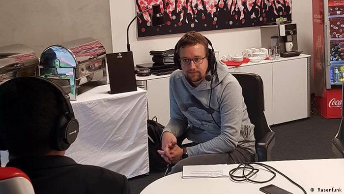 Podcast-Interview von Max-Jacob Ost mit Ex-Bayern München Profi Giovane Elber