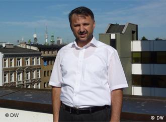Imam Ramazan Ucar aus Hamburg