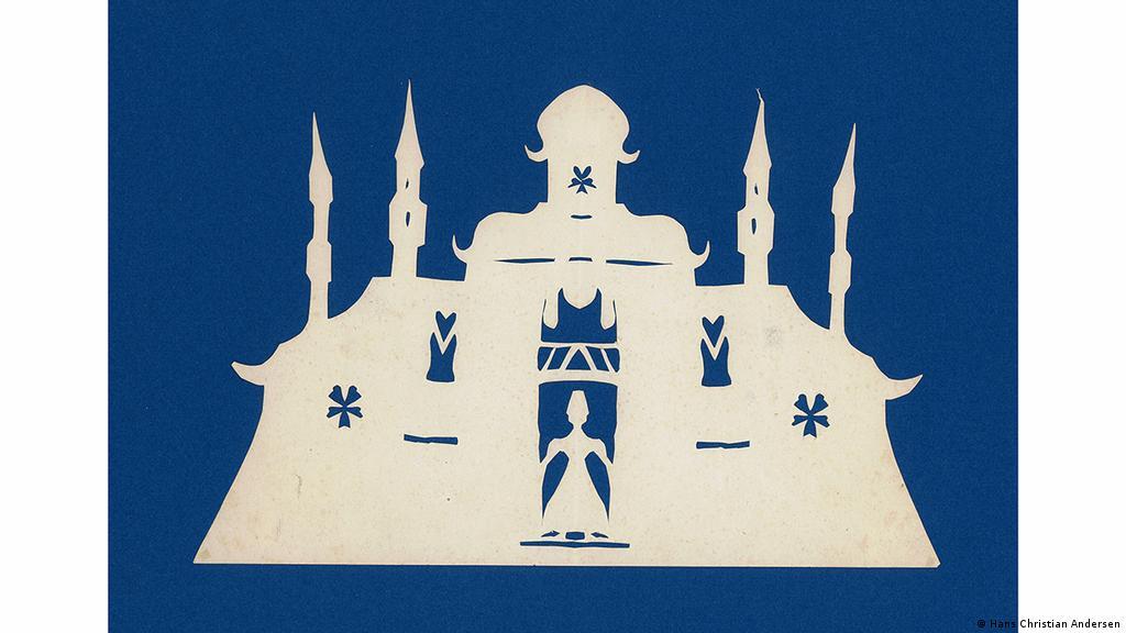 Hans Christian Andersen Arte