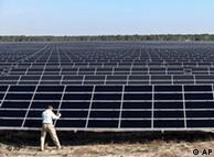 دُنیا کے کسی بھی ملک میں شمسی سیلز کی ٹیکنالوجی والے مراکز کی تعداد اتنی زیادہ نہیں، جتنی کہ جرمنی میں