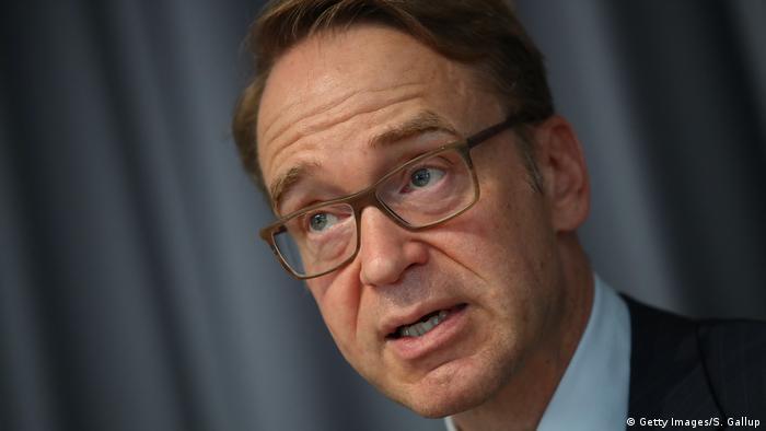 ينس فايدمان، رئيس البنك المركزي الألماني