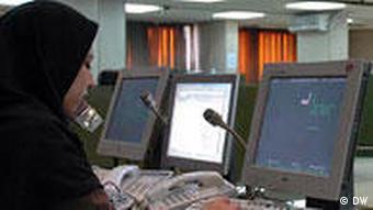 Iran Teheran Börse