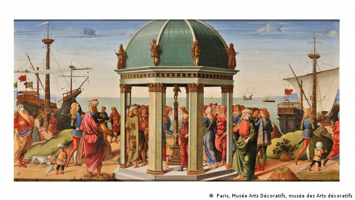 Madrid Museo Thyssen Bornemisza Saal 17 Italienische Malerei