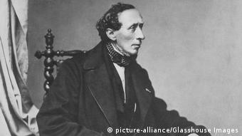 Hans Christian Andersen (picture-alliance/Glasshouse Images)
