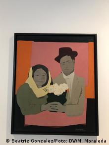 Beatriz Gonzalez, Künstlerin aus Kolumbien | Ausstellung in Berlin (Beatriz Gonzalez/Foto: DW/M. Moraleda)