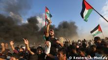 Gazastreifen Proteste & Ausschreitungen