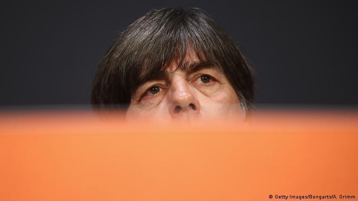 Niederlande Pressekonferenz Deutsche Nationalmannschaft Fußball | Joachim Löw, Bundestrainer