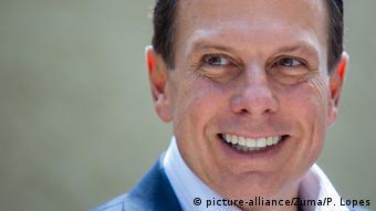 Brasilien Gouverneurskandidat Sao Paulo Joao Doria PSDB (picture-alliance/Zuma/P. Lopes)