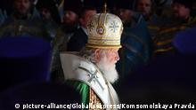 Patriarch Kyrill von Moskau