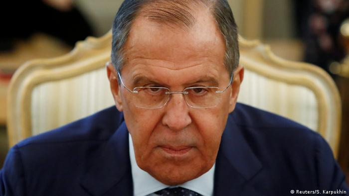 Resultado de imagen para Sergei Lavrov dw