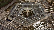 Washington Pentagon Luftaufnahme