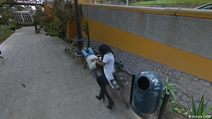 Screenshot - Peru Bajada de los Banos: Google Streetview