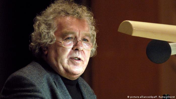 Büchner-Preisträger Wolfgang Hilbig
