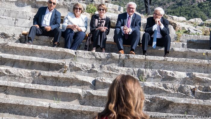 Bundespräsident Steinmeier in Griechenland