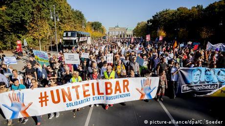 Αναγέννηση των διαδηλώσεων στη Γερμανία;