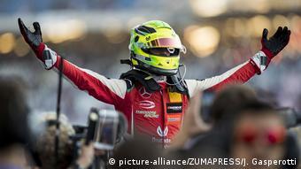 Deutschland Erster Titel perfekt: Mick Schumacher wird Formel-3-Europameister