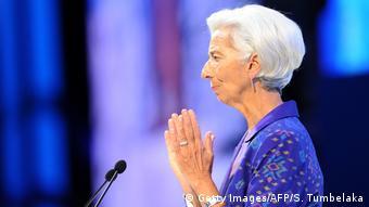 Indonesien IWF Bali   Lagarde