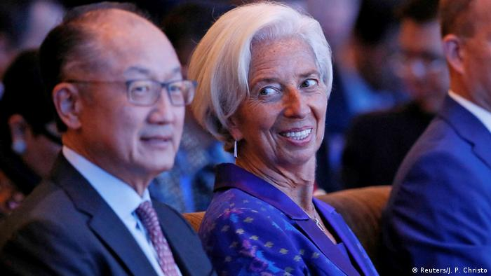 Indonesien IWF Bali   Lagarde (Reuters/J. P. Christo)