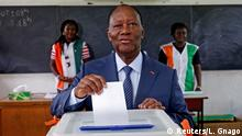 Elfenbeinküste Wahl 2018 | Alassane Dramane Ouattara
