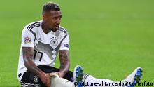 UEFA Nations League - Niederlande gegen Deutschland | Jerome Boateng (picture-alliance/dpa/Revierfoto)