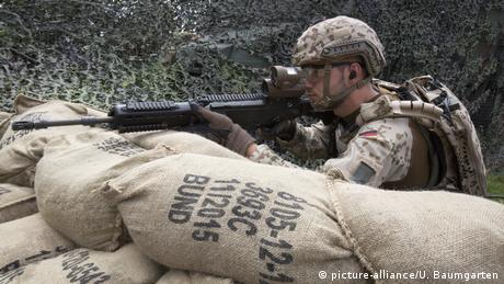 Germany's new assault rifles fail Bundeswehr tests