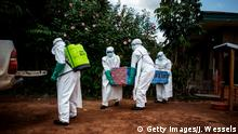 Ebola outbreak in DR Congo (Getty Images/J. Wessels)