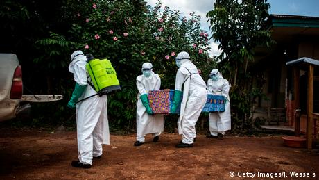Demokratische Republik Kongo | Ebola (Getty Images/J. Wessels)