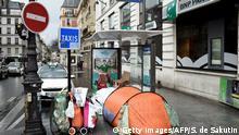 Frankreich | Obdachlose in Paris