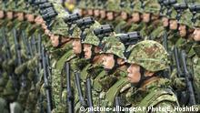 BdT | Japan Selbstverteidigungstag