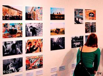 Así vieron los ciudadanos la caída del Muro de Berlín.