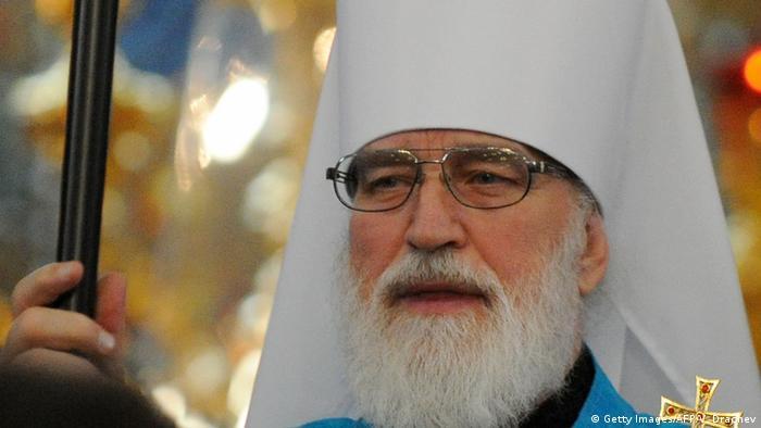 Предстоятель Белорусской Православной Церкви митрополит Павел