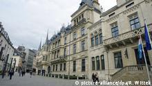 Luxemburg-Stadt - Großherzogliches Palais | Chambre des Députés