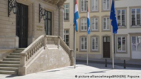 Luxemburg-Stadt - Großherzogliches Palais | Chambre des Députés (picture-alliance/imageBROKER/J. Pigozne)