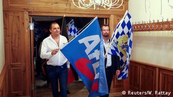 Και η AfD εκπροσωπείται πλέον στην τοπική Βουλή του Μονάχου