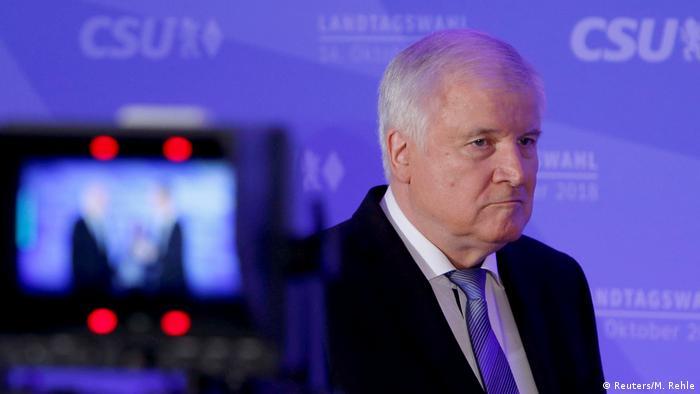 Horst Seehofer, šef CSU-a