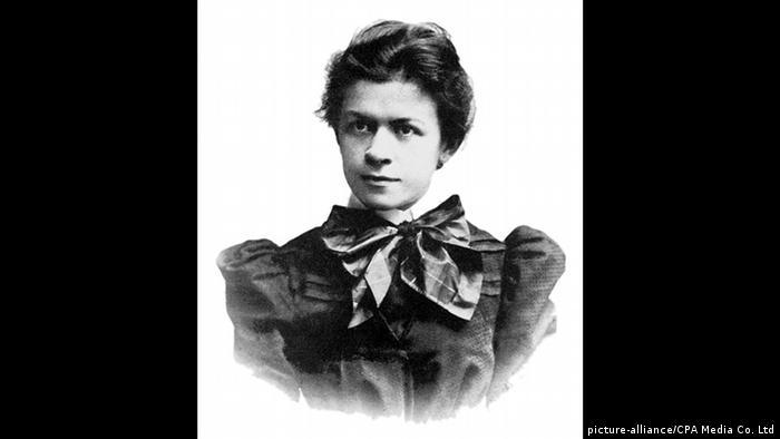 Mileva Maric (1875 – 1948), serbische Physikerin (picture-alliance/CPA Media Co. Ltd)