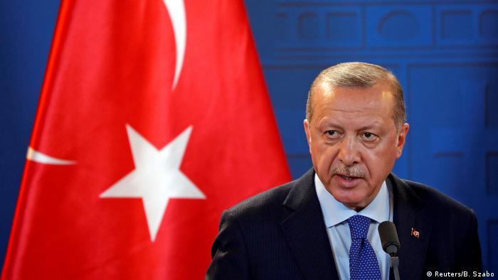 Türkei Recep Tayyip Erdogan, Präsident