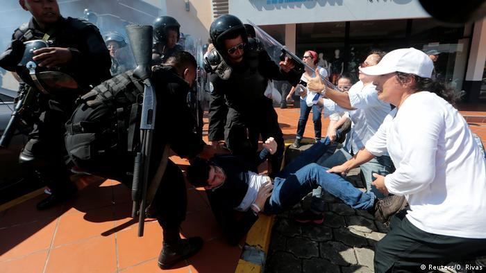 Nicaragua Proteste (Reuters/O. Rivas)