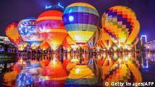 BdTD China Heißluftballone