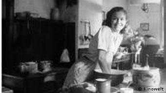 Szene mit Marita Breuer aus der Filmserie Heimat (1984)
