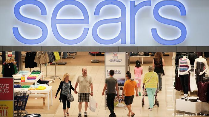 USA Sears Filliale (Getty Images/S. Olson)