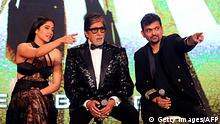 Indien Produzent (R) Gaurang Doshi