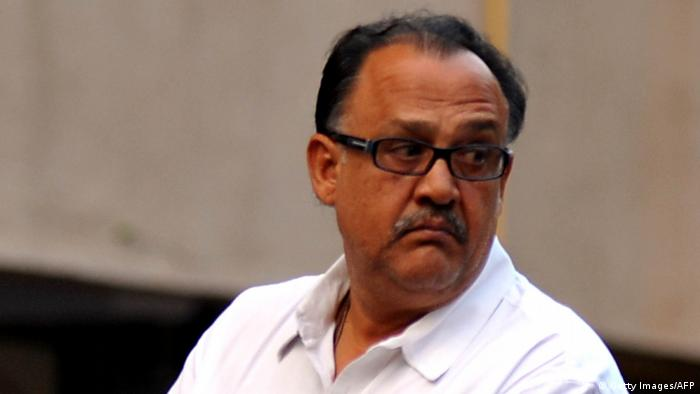 Indischer Bollywood-Schauspieler Alok Nath (Getty Images/AFP)