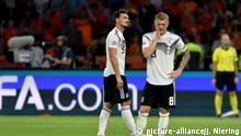 UEFA Nations League - Niederlande - Deutschland 3:0 (picture-alliance/J. Niering)
