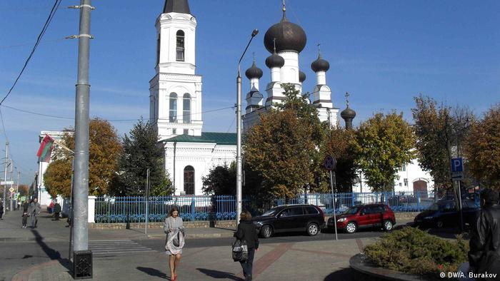 Трехсвятительский кафедральный собор в Могилеве