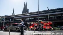 Deutschland Geiselnahme im Kölner Hauptbahnhof