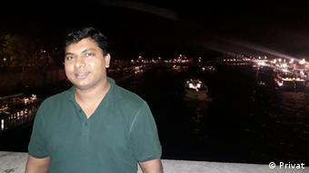 Aziz Hashan DW Mitarbeiter