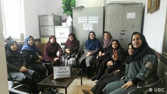 Iran Lehrer Streik (UGC)
