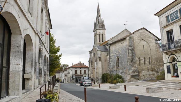 Vertellac in rural France